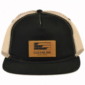 Cleanline Lines Hat - Black