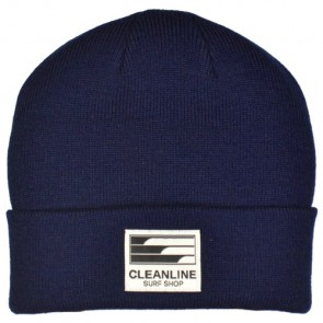 Cleanline Beanie - Midnight