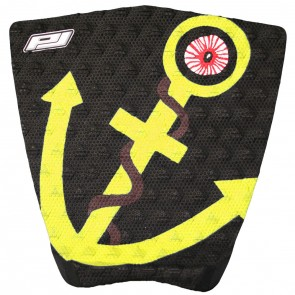 Pro-Lite Kid Creature Collab Flat Traction - Black/Yellow