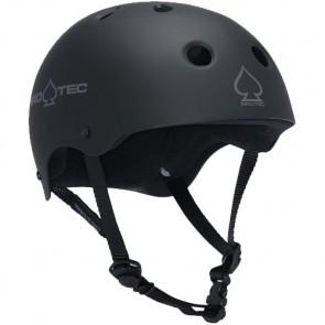 Pro-Tec Classic Skate Helmet - Rubber Black