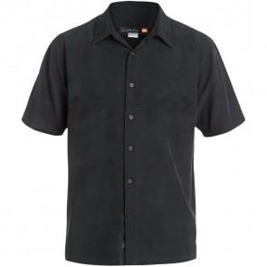 Quiksilver Tahiti Palms Shirt - Black