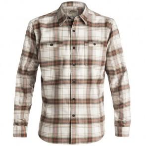 Quiksilver Peninsula Long Sleeve Shirt - Pristine