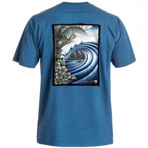 Quiksilver Jungle Barrel T-Shirt - Ensign Blue