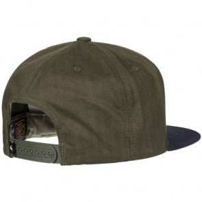 Quiksilver Chandler Snapback Hat - Dusty Olive