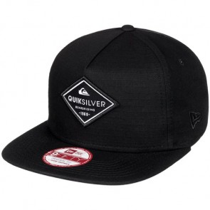 Quiksilver Stakes Hat - Black