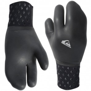 Quiksilver Wetsuits Neo Goo 5mm 3 Finger Gloves