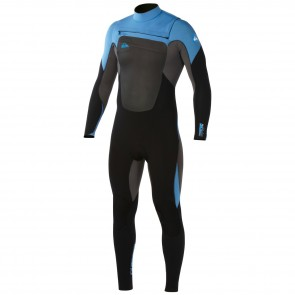 Quiksilver Syncro 3/2 Chest Zip Wetsuit - 2015