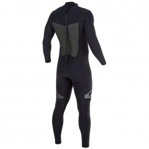 Quiksilver Syncro 4/3 Back Zip Wetsuit - 2015