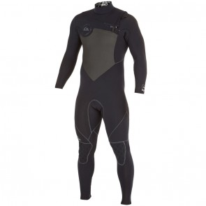 Quiksilver AG47 Performance 3/2 Chest Zip Wetsuit