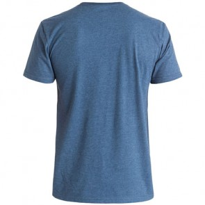 Quiksilver Glassy T-Shirt - Dark Denim Heather