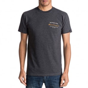Quiksilver T Street T-Shirt - Charcoal Heather