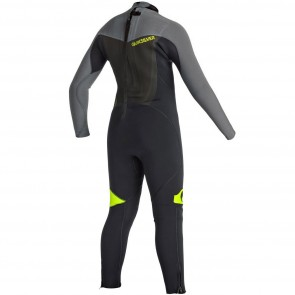 Quiksilver Toddler Syncro 4/3 Back Zip Wetsuit