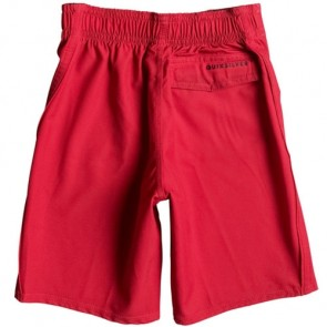 Quiksilver Youth Everyday Kaimana Boardshorts - Red