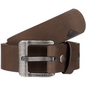 Quiksilver Main Street Belt - Chocolate