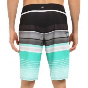 Quiksilver Everyday Stripe Boardshorts - Stripe Tarmac