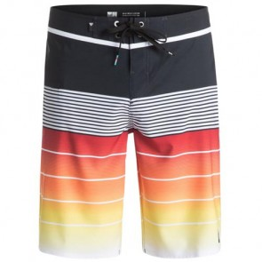 Quiksilver Division Vee Boardshorts - Quik Red
