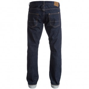 Quiksilver Revolver Straight Leg Jeans - Rinse
