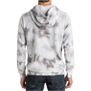 Quiksilver War Paint Hoodie - Grey