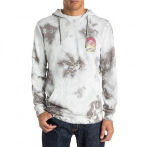 Quiksilver Shrine Hoodie - Steeple Grey