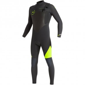 Quiksilver Syncro Plus 3/2 Chest Zip Wetsuit
