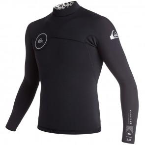 Quiksilver Wetsuits Highline Performance 2mm Jacket - Black