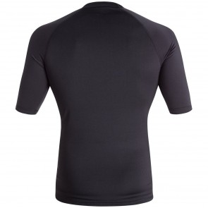 Quiksilver Wetsuits All Time Rash Guard - Black