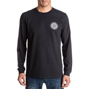 Quiksilver Mandalaa Long Sleeve Top - Black
