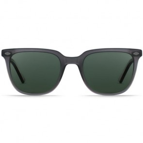 Raen Arlo Polarized Sunglasses - Matte Grey/Crystal