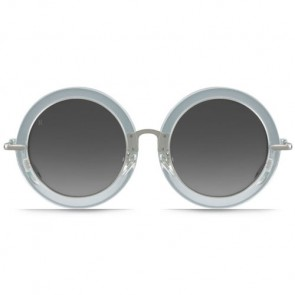 Raen Women's Fairbank Sunglasses - Ivory/Smoke