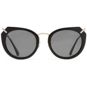 Raen Women's Pogue Sunglasses - Black/Japanese Gold