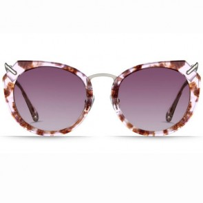 Raen Women's Pogue Sunglasses - Solar Quartz/Rose Gradient