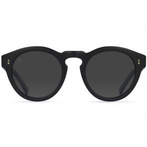 Raen Parkhurst Polarized Sunglasses - Matte Black/Black