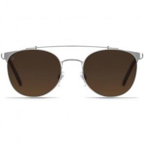 Raen Raleigh Sunglasses - Matte Rootbeer