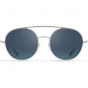 Raen Women's Scripps Sunglasses - Silver/Matte Rootbeer