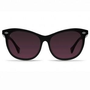 Raen Women's Talby Sunglasses - Dark Rose/Black