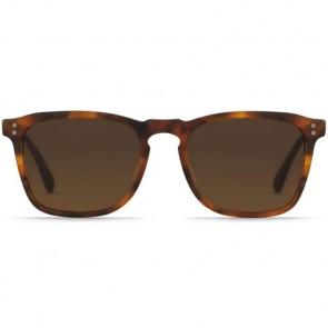 Raen Wiley Sunglasses - Matte Rootbeer/Brown