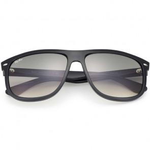 Ray-Ban RB4147 Sunglasses - Black/Crystal Grey Gradient
