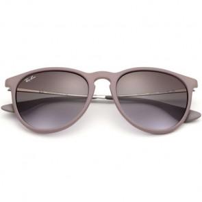 Ray-Ban Erika Sunglasses - Brown/Violet Gradient