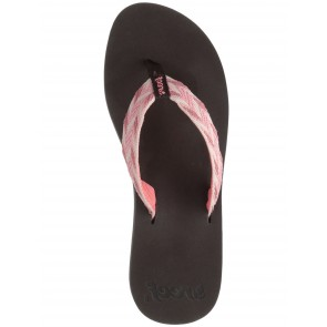 Reef Women's Mid Seas Sandals - Coral