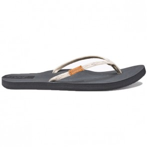 Reef Women's Slim Ginger Sandals - Grey/Silver