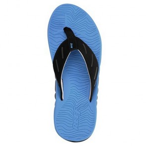 Reef Rodeoflip Sandals - Black/Blue/Candy