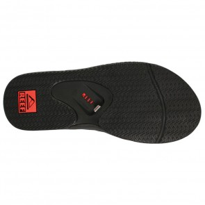 Reef Fanning Sandals - Grey/Red