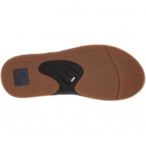Reef Fanning Sandals - Navy/Gum