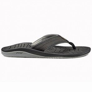 Reef Swellular Cushion Lux Sandals - Black