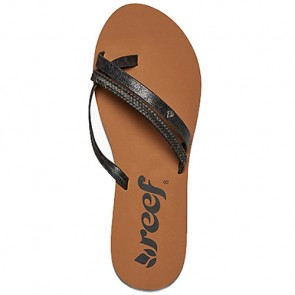 Reef Women's O'Contrare LX Sandals - Blac