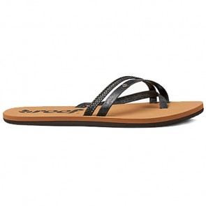 Reef Women's O'Contrare LX Sandals - Black