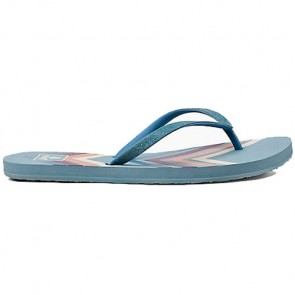 Reef Women's Stargazer Prints Sandals - Blue Chevron