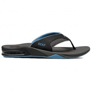 Reef Fanning Sandals - Grey/Light Blue