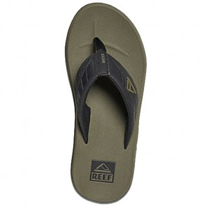 Reef Phantoms Sandals - Black/Olive
