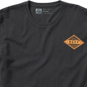 Reef Sunny T-Shirt - Faded Black